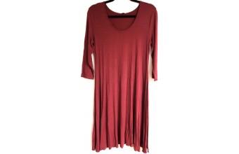 Klänning style 1 Röd