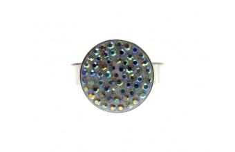 Ring 80 Silver/Mix stål